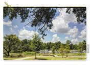 Afternoon At The Park Carry-all Pouch