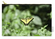 Afternoon Butterfly Carry-all Pouch