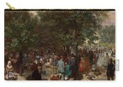 Afternoon In The Tuileries Gardens Carry-all Pouch