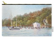 Afternoon On The Bay Carry-all Pouch