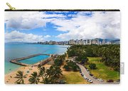 Afternoon On Waikiki Carry-all Pouch