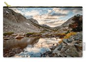 Afternoon Reflections Carry-all Pouch by Cat Connor