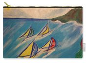 Afternoon Regatta By Jrr Carry-all Pouch by First Star Art