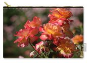 Afternoon Roses Carry-all Pouch