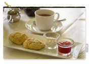 Afternoon Tea Carry-all Pouch by Louise Heusinkveld
