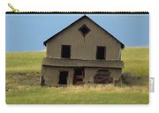 Against The Wind Abandoned Homestead Carry-all Pouch
