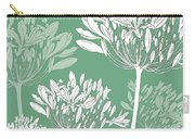 Agapanthus Breeze Carry-all Pouch