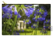 Agapanthus In The Garden Carry-all Pouch
