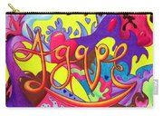Agape Carry-all Pouch by Nancy Cupp