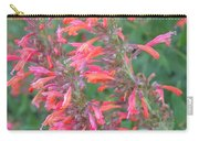 Agastache Rupestris Carry-all Pouch