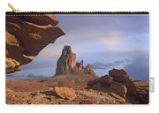 Agathla Peak Monument Valley Arizona Carry-all Pouch
