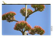 Agave Flowers II Carry-all Pouch