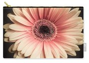 Aster Flower Carry-all Pouch