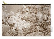 Antique Magnolia Bloom Carry-all Pouch