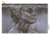 Aged Woman Carry-all Pouch