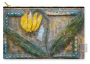 Aged Yellow Brilliance Carry-all Pouch