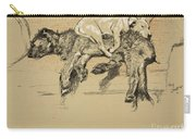 Agglomeration Carry-all Pouch by Cecil Charles Windsor Aldin