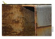 Aging With Rust Carry-all Pouch