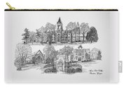 Agnes Scott College Carry-all Pouch