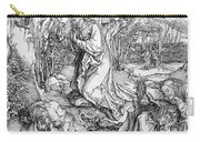 Agony In The Garden From The 'great Passion' Series Carry-all Pouch