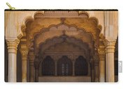 Agra Fort Arches Carry-all Pouch