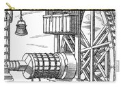 Agricola Water Pump, 1556 Carry-all Pouch