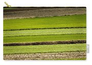 Agriculture Layers Fields And Meadows Carry-all Pouch