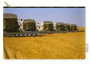 Agriculture - Six Gleaner Combines Carry-all Pouch