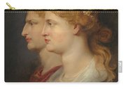 Agrippina And Germanicus Carry-all Pouch