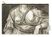 Agrippina Wife Of Tiberius Carry-all Pouch