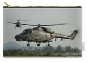 Agustawestland Lynx Helicopters Carry-all Pouch