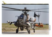 Ah-64d Apache Longbow Of The Royal Carry-all Pouch