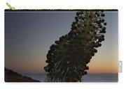 Ahinahina - Silversword - Argyroxiphium Sandwicense - Summit Haleakala Maui Hawaii Carry-all Pouch