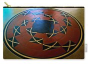 Ahwahnee Hotel Floor Medallion Carry-all Pouch
