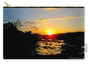 Ahwatukee Sunset Carry-all Pouch