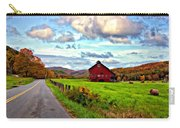 Ah...west Virginia Painted Carry-all Pouch