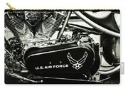 Air Force Motorcycle Carry-all Pouch