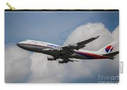 Air Malaysia Boeing 747 Carry-all Pouch