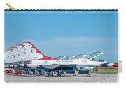 Air Show Thunderbirds  Carry-all Pouch