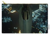 Air To Air Refueling At Night Carry-all Pouch