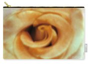 Airbrush Rose Carry-all Pouch