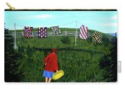 Airing Grandmother's Quilts Carry-all Pouch