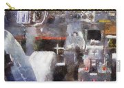 Airplane Cockpit Photo Art Carry-all Pouch