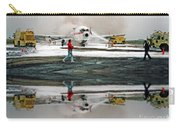 Airplane Crash Drill Landscape Altered Version Carry-all Pouch