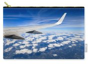 Airplane Wing Carry-all Pouch