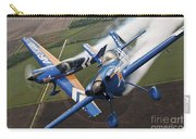 Airplanes Perform At The Sound Of Speed Carry-all Pouch by Stocktrek Images