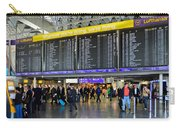 Airport Departure Board Frankfurt Germany Carry-all Pouch