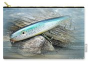 Ajs Baby Weakfish Saltwater Swimmer Fishing Lure Carry-all Pouch