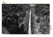 Akaka Falls - Bw Carry-all Pouch