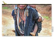 Akha Tribe Carry-all Pouch